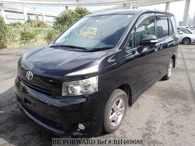 Used 2008 TOYOTA VOXY BH469688 for Sale