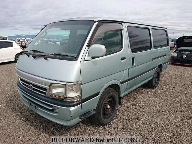 Used 1999 TOYOTA HIACE VAN BH469897 for Sale