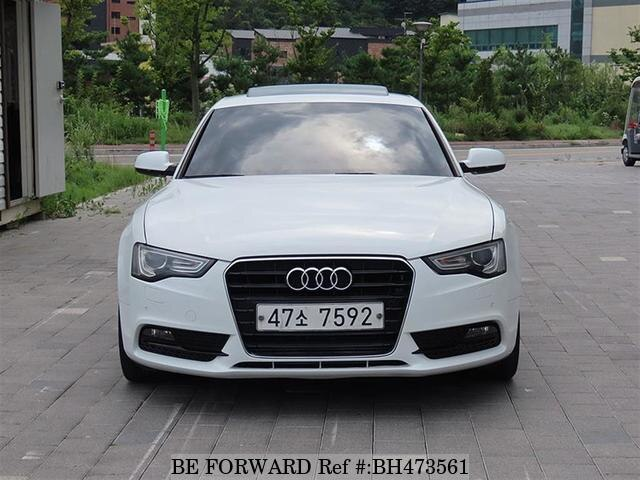 Used 2013 AUDI A5 BH473561 for Sale