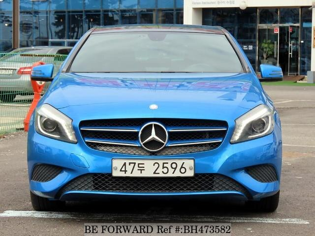 Used 2013 MERCEDES-BENZ A-CLASS BH473582 for Sale