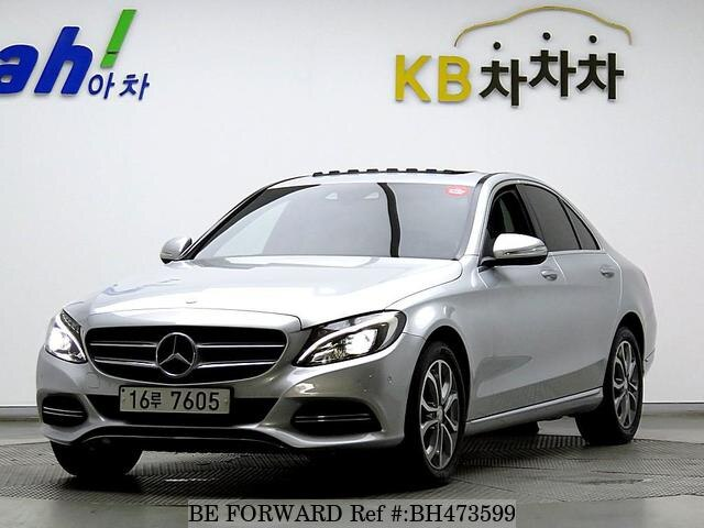 Used 2015 MERCEDES-BENZ C-CLASS BH473599 for Sale