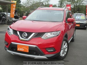 Used 2014 NISSAN X-TRAIL BH473639 for Sale