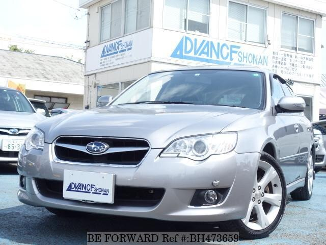 Used 2008 SUBARU LEGACY TOURING WAGON BH473659 for Sale