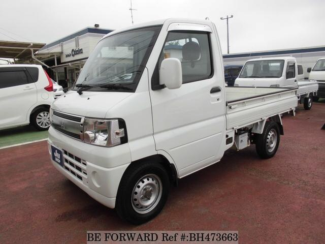 Used 2008 MITSUBISHI MINICAB TRUCK BH473663 for Sale