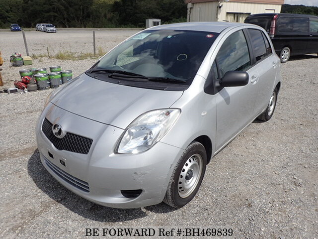 Used 2005 TOYOTA VITZ BH469839 for Sale