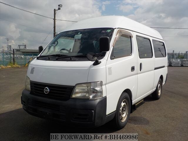 Used 2005 NISSAN CARAVAN BUS BH469986 for Sale