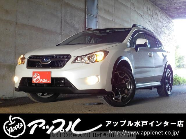 Used 2014 SUBARU XV BH473701 for Sale