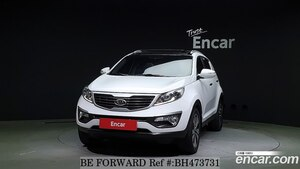 Used 2011 KIA SPORTAGE BH473731 for Sale