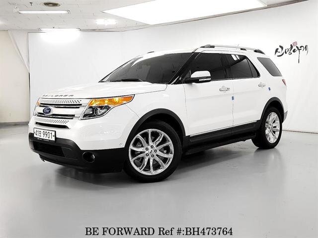 Used 2015 FORD EXPLORER BH473764 for Sale