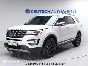 Used 2016 FORD EXPLORER BH473782 for Sale