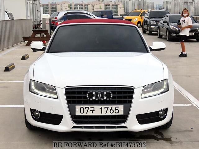 Used 2010 AUDI A5 BH473793 for Sale