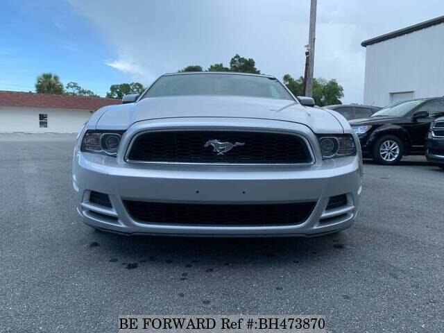 Used 2013 FORD MUSTANG BH473870 for Sale