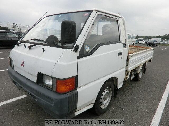 Used 1996 MITSUBISHI DELICA TRUCK BH469852 for Sale