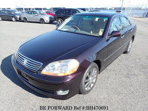 Used 2003 TOYOTA MARK II BH470691 for Sale