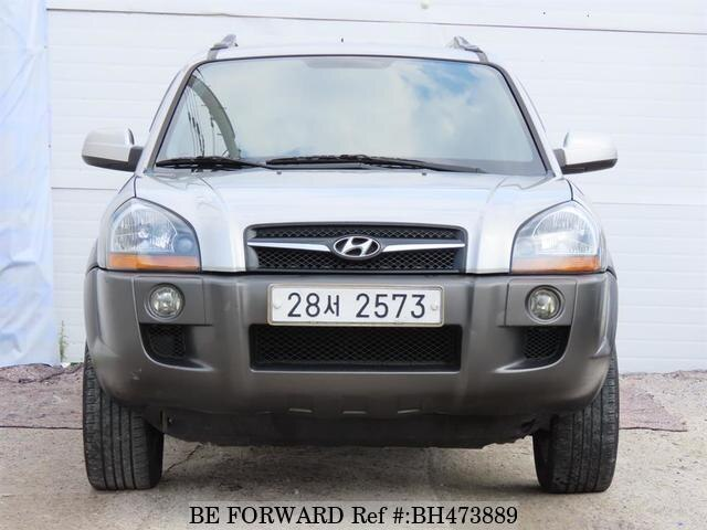 Used 2009 HYUNDAI TUCSON BH473889 for Sale