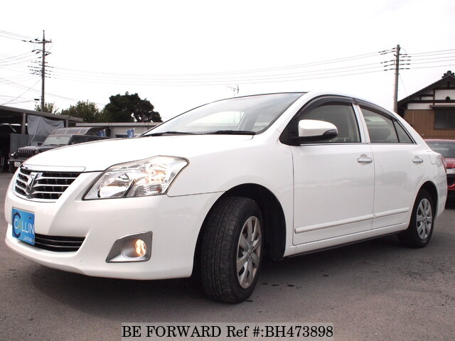 Used 2014 TOYOTA PREMIO BH473898 for Sale