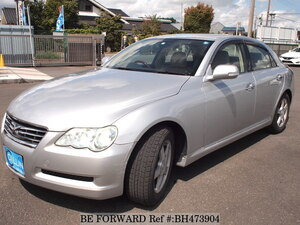 Used 2007 TOYOTA MARK X BH473904 for Sale