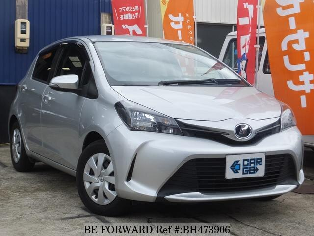 Used 2016 TOYOTA VITZ BH473906 for Sale