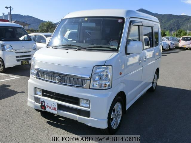 Used 2008 SUZUKI EVERY WAGON BH473916 for Sale