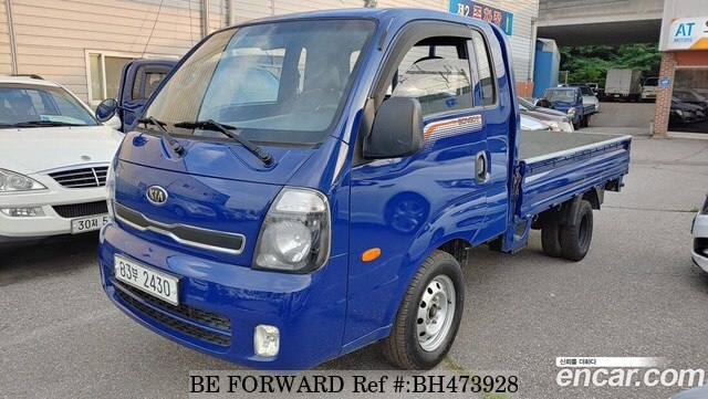 Used 2012 KIA BONGO BH473928 for Sale