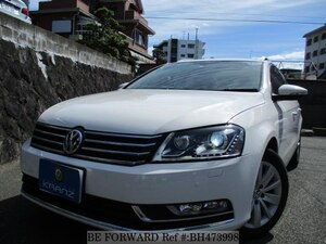 Used 2013 VOLKSWAGEN PASSAT VARIANT BH473998 for Sale