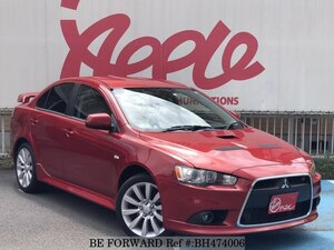 Used 2011 MITSUBISHI GALANT FORTIS BH474006 for Sale