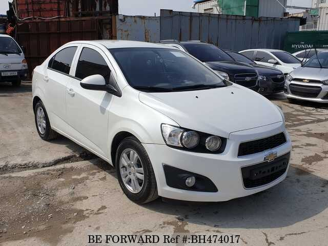 Used 2014 CHEVROLET AVEO BH474017 for Sale