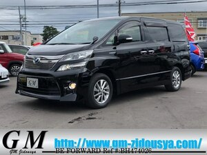 Used 2012 TOYOTA VELLFIRE HYBRID BH474026 for Sale