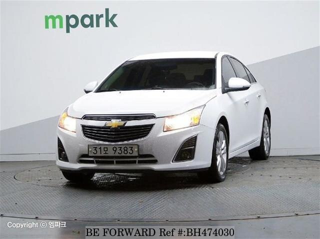 Used 2014 CHEVROLET CRUZE BH474030 for Sale