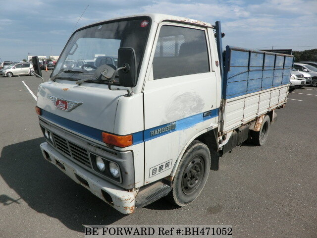 Used 1980 HINO RANGER2 BH471052 for Sale