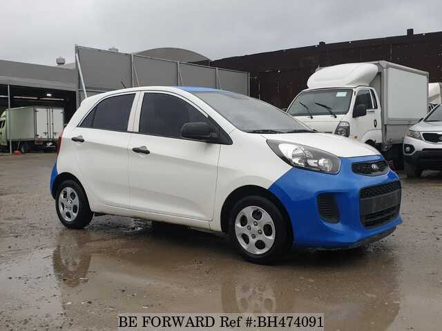 Used 2016 KIA MORNING (PICANTO) BH474091 for Sale