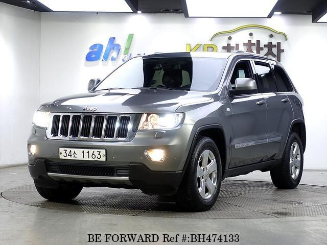 Used 2012 JEEP GRAND CHEROKEE BH474133 for Sale