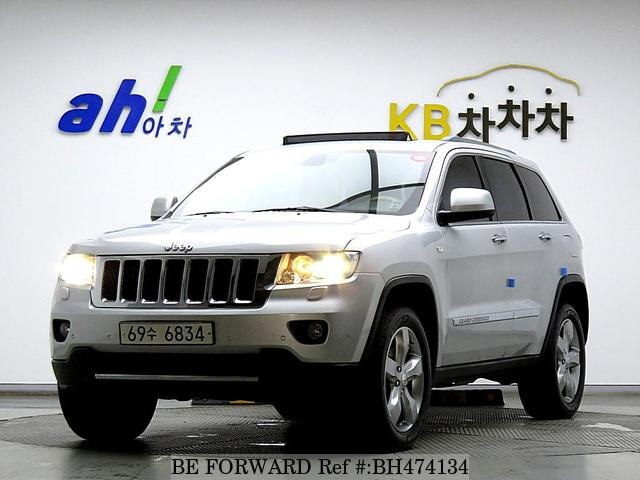 Used 2011 JEEP GRAND CHEROKEE BH474134 for Sale