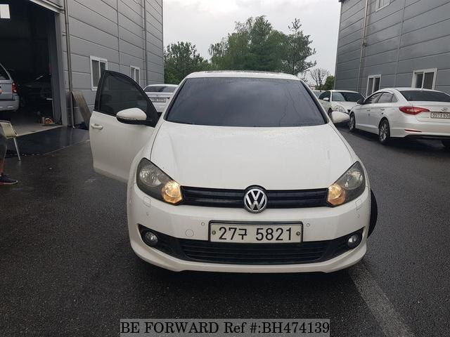 Used 2012 VOLKSWAGEN GOLF BH474139 for Sale