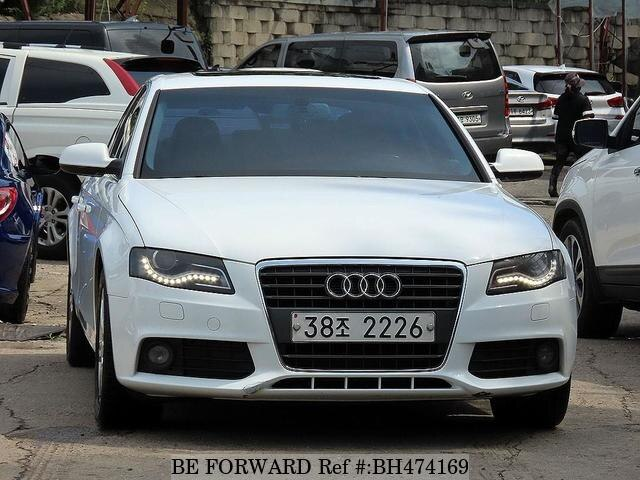 Used 2012 AUDI A4 BH474169 for Sale