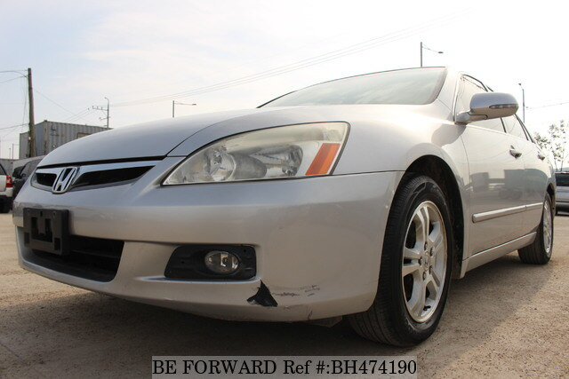 Used 2007 HONDA ACCORD BH474190 for Sale
