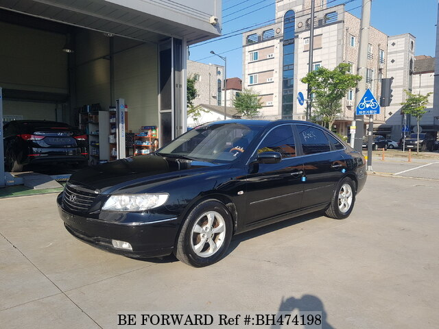 Used 2008 HYUNDAI GRANDEUR TG BH474198 for Sale