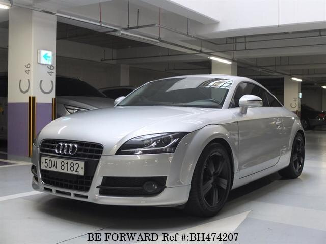 Used 2007 AUDI TT BH474207 for Sale