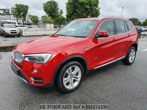Used 2014 BMW X3 BH474236 for Sale