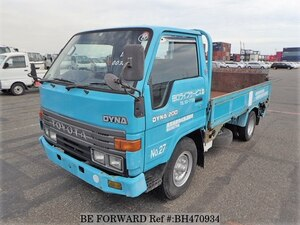 Used 1992 TOYOTA DYNA TRUCK BH470934 for Sale