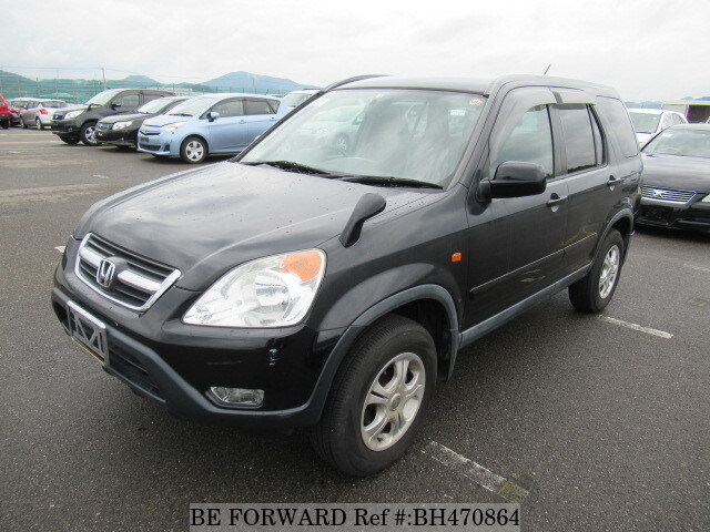 Used 2004 HONDA CR-V BH470864 for Sale