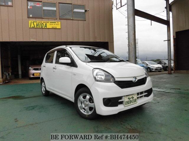 Used 2015 DAIHATSU MIRA ES BH474450 for Sale