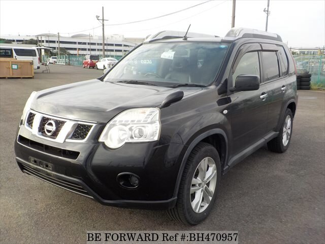 Used 2011 NISSAN X-TRAIL BH470957 for Sale