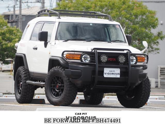 Used 2012 TOYOTA FJ CRUISER BH474491 for Sale