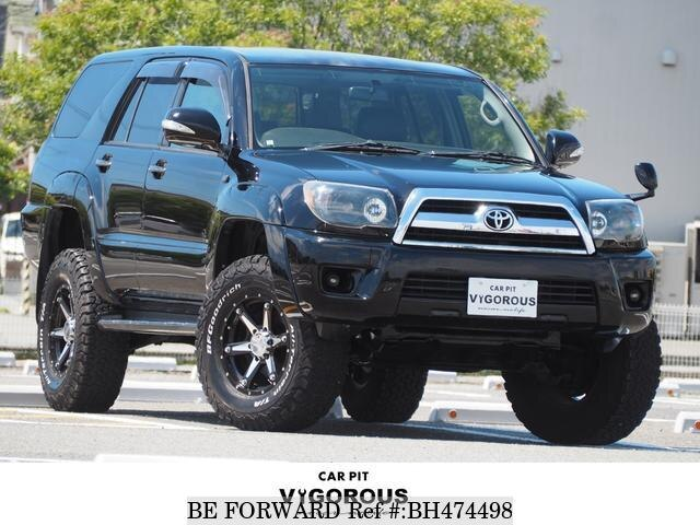 Used 2003 TOYOTA HILUX SURF BH474498 for Sale