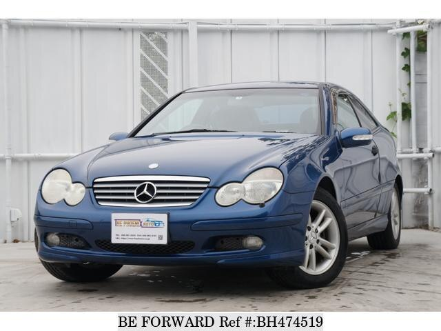Used 2001 MERCEDES-BENZ C-CLASS BH474519 for Sale