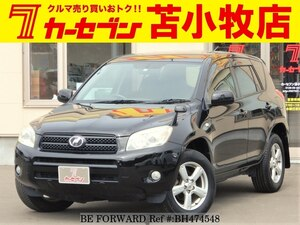 Used 2006 TOYOTA RAV4 BH474548 for Sale