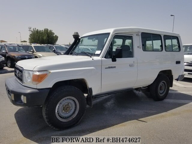 Used 2013 TOYOTA LAND CRUISER BH474627 for Sale