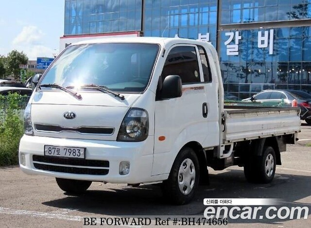 Used 2013 KIA BONGO BH474656 for Sale