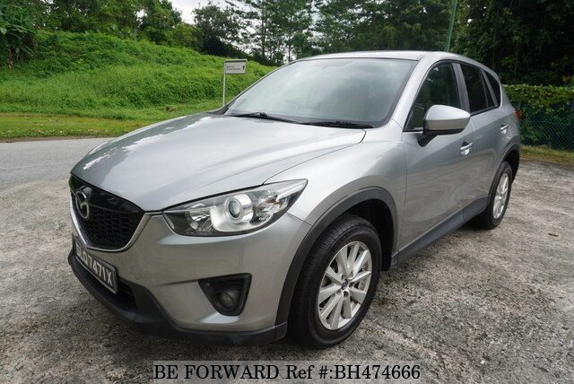 Used 2012 MAZDA CX-5 BH474666 for Sale